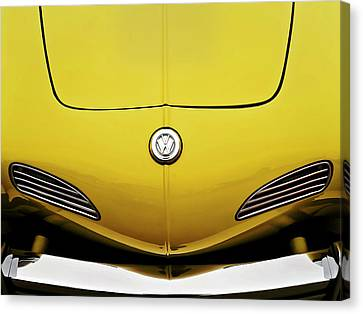 Electric Karmann Canvas Print by Douglas Pittman