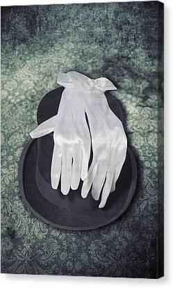 Elegance Canvas Print by Joana Kruse