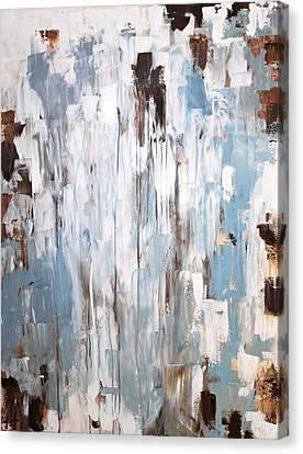 Elemental  Canvas Print by Eric Chapman