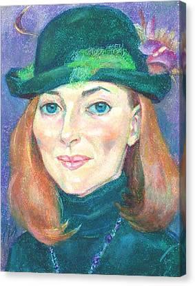 Elena Nikitina Canvas Print