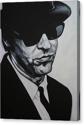 Elwood Canvas Print by Steve Hunter