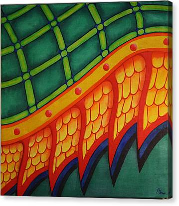 Embellishments IIi Canvas Print