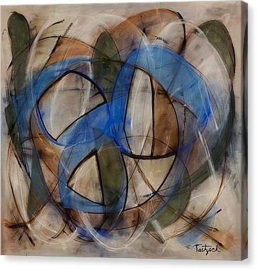 Embrace Canvas Print by Lynne Taetzsch