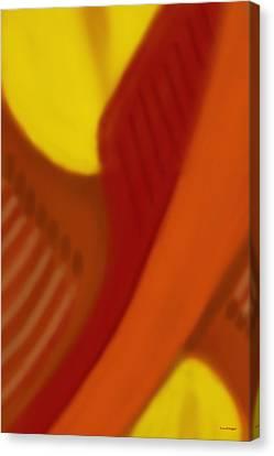 Emergence Canvas Print by Tim Stringer