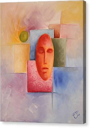 Emotion - 2008 Canvas Print by Simona  Mereu