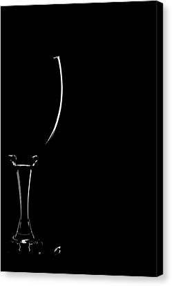 Empty Space Canvas Print by Gert Lavsen