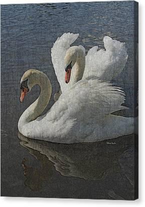Enamored Canvas Print