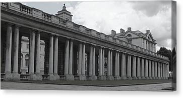 Canvas Print - Endless Columns by Anna Villarreal Garbis