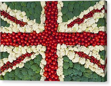 England Canvas Print by Axiom Photographic