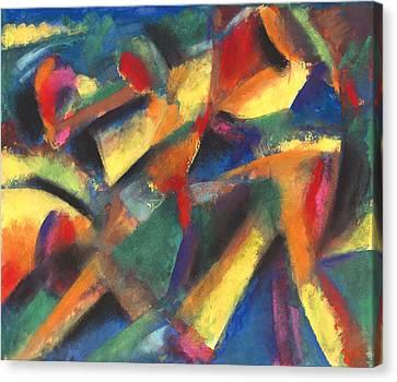 Ensename Canvas Print by John Crespo Estrella