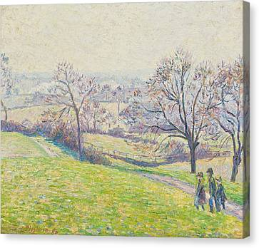 Epping Landscape Canvas Print