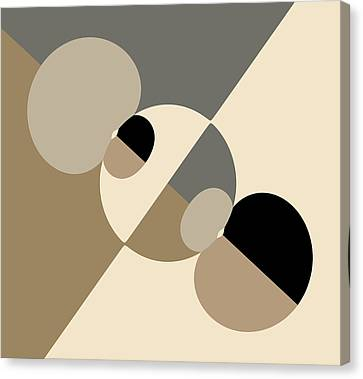 Equilibrium Canvas Print by Mark Greenberg
