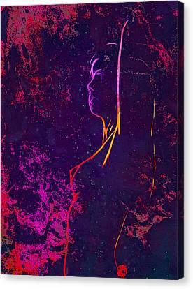 Erotic Fog Canvas Print by Steve K