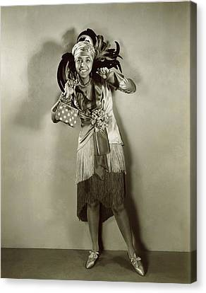 Ethel Waters 1896-1977, In A 1929 Canvas Print by Everett