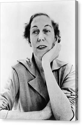 Eudora Welty 1909-2001, American Canvas Print