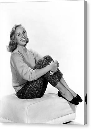 Eva Marie Saint, Ca. 1957 Canvas Print by Everett