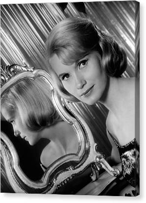 Eva Marie Saint, Ca. Early 1960s Canvas Print by Everett