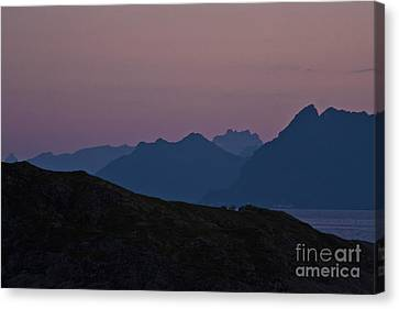Evening Mood  Canvas Print by Heiko Koehrer-Wagner