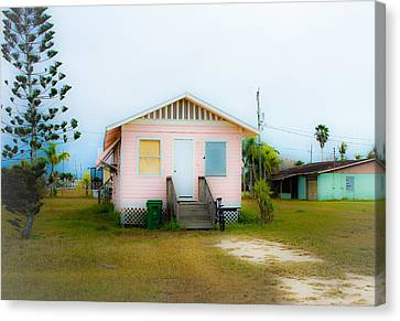 Everglades City Eye Candy Canvas Print by Lynn Wohlers