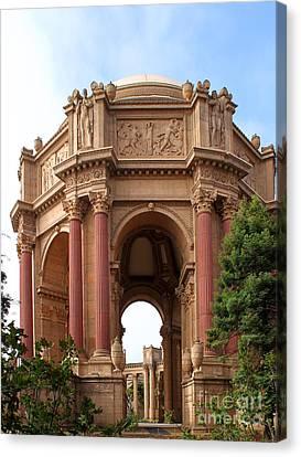 Exploratorium San Francisco Canvas Print