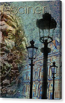 Facinate Canvas Print by Greg Sharpe