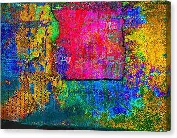 Faithful Remnant Canvas Print by David Clanton