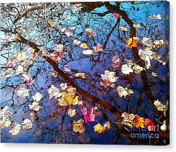 Fall Canvas Print by Eena Bo