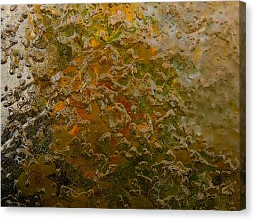 Fall To Pieces Canvas Print
