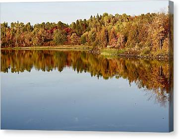 Fall Tranquility Canvas Print