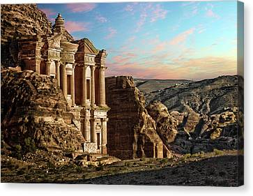 Fantasy Canvas Print by David Lazar