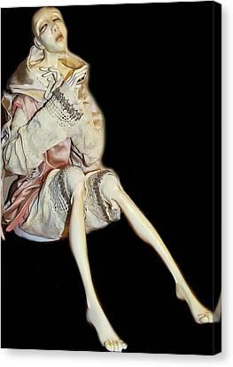Fantina Canvas Print by Nataly Fomina