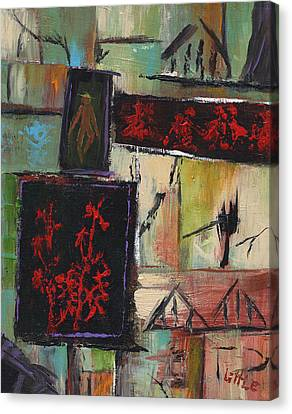 Far East Canvas Print by Jerry Little