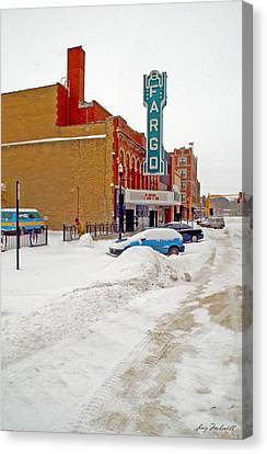 Fargo-2 Canvas Print