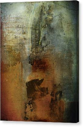 Faults Of Mine  Canvas Print by Empty Wall