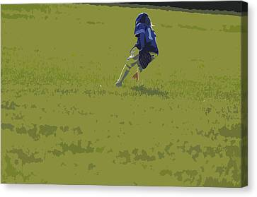 Fielding Canvas Print by Peter  McIntosh