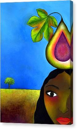 Figment Canvas Print - Figment Of My Imagination by Mucha Kachidza