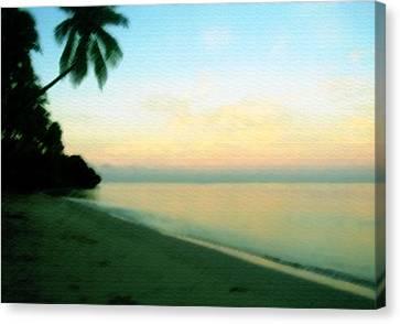 Fiji Calling Canvas Print