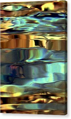 Final 1st Panel Canvas Print by Dale   Ford