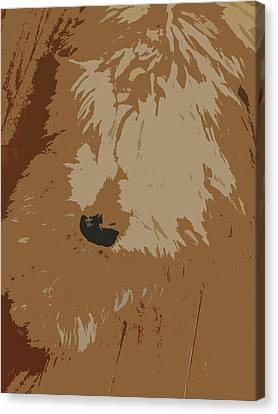 Find Max Canvas Print by Vijay Sharon Govender