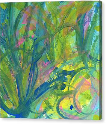 Finding Joy Canvas Print by Bethany Stanko