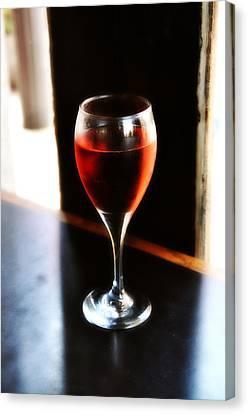 Fine Wine Canvas Print by Bill Cannon