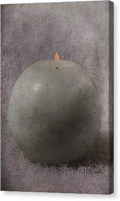 Fire Ball Canvas Print by John Knapko