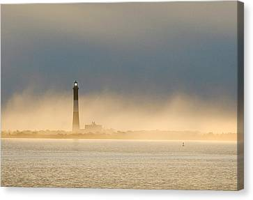 Fire Island Light Canvas Print by Bryan Allen