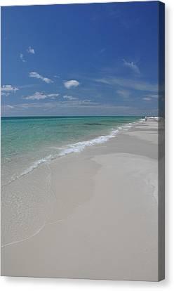 Florida Beach Canvas Print