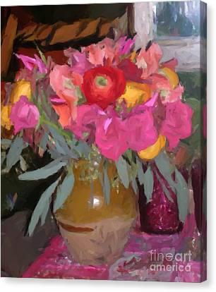 Flower Show 2006 Canvas Print