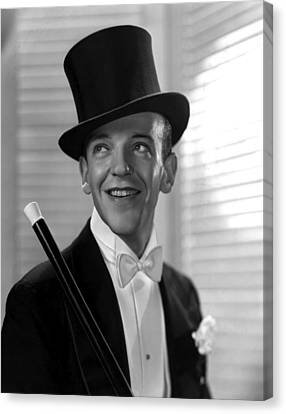 Flying Down To Rio, Fred Astaire, 1933 Canvas Print by Everett