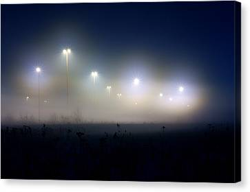 Fog Canvas Print by Cale Best