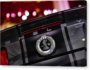 Ford Mustang Shelby Gt500 Super Snake  Canvas Print by Gordon Dean II