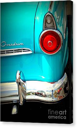 Ford Overdrive Canvas Print