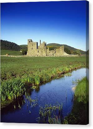 Fore Abbey, Co Westmeath, Ireland Canvas Print by The Irish Image Collection